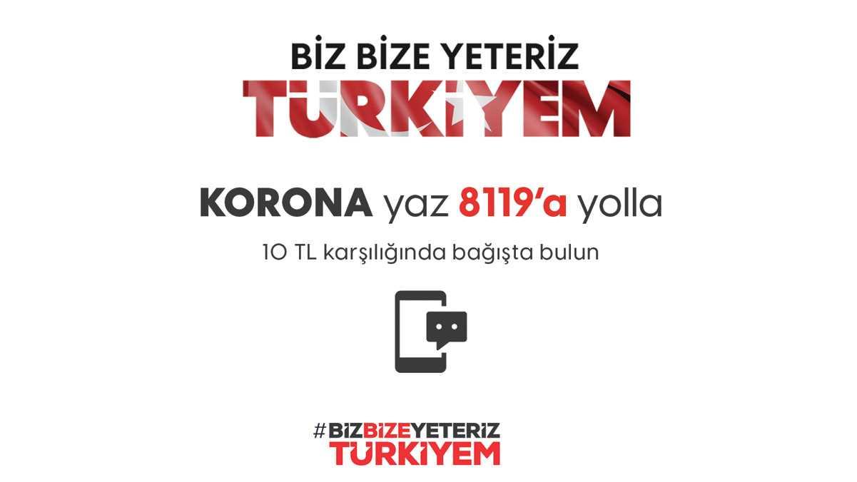 Biz Bize Yeteriz Türkiyem