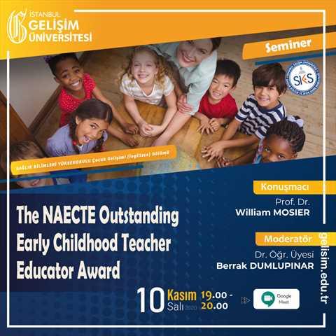 The NAECTE Outstanding Early Childhood Teacher Educator Award