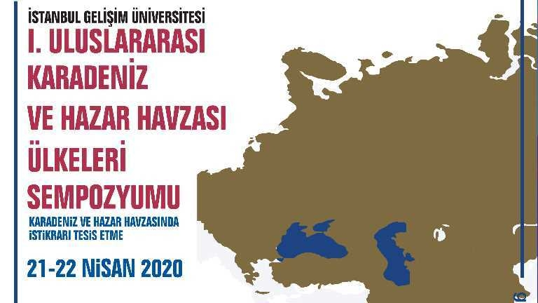 Black Sea and Caspian Basin countries will be discussed at the symposium
