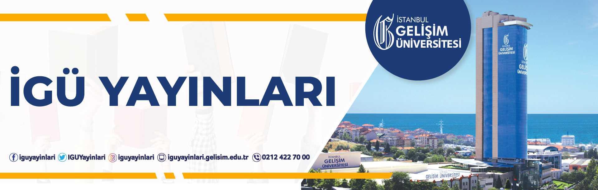 İstanbul Gelişim Üniversitesi Yayınları