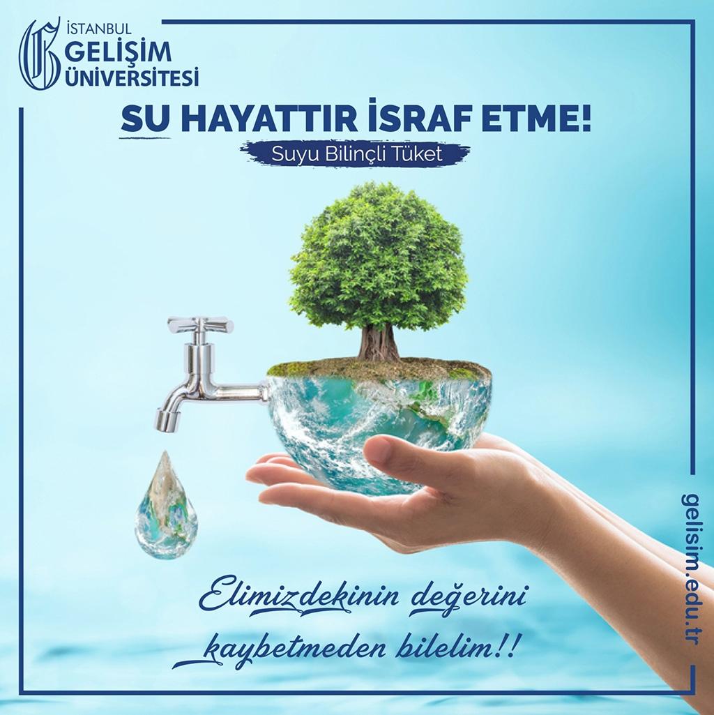 Geleceğin Suyu - İstanbul Gelişim Üniversitesi
