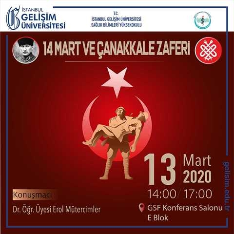14 Mart ve Çanakkale Zaferi