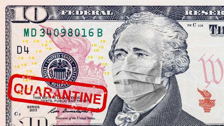 Salgının dünya finans piyasalarına etkisini yorumladı