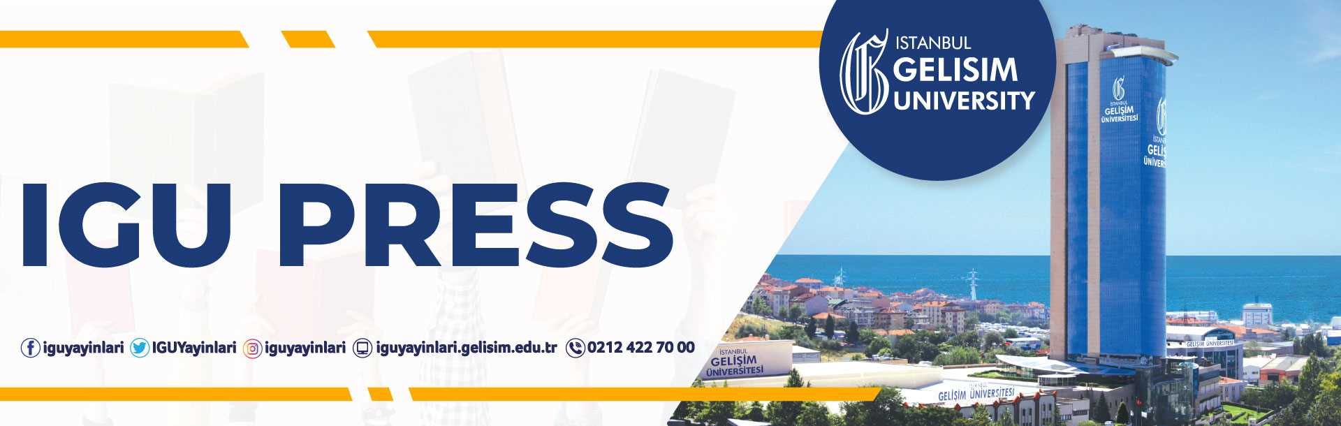 Istanbul Gelisim University Publications