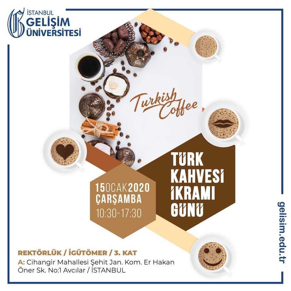 Türk Kahvesi İkramı Günü