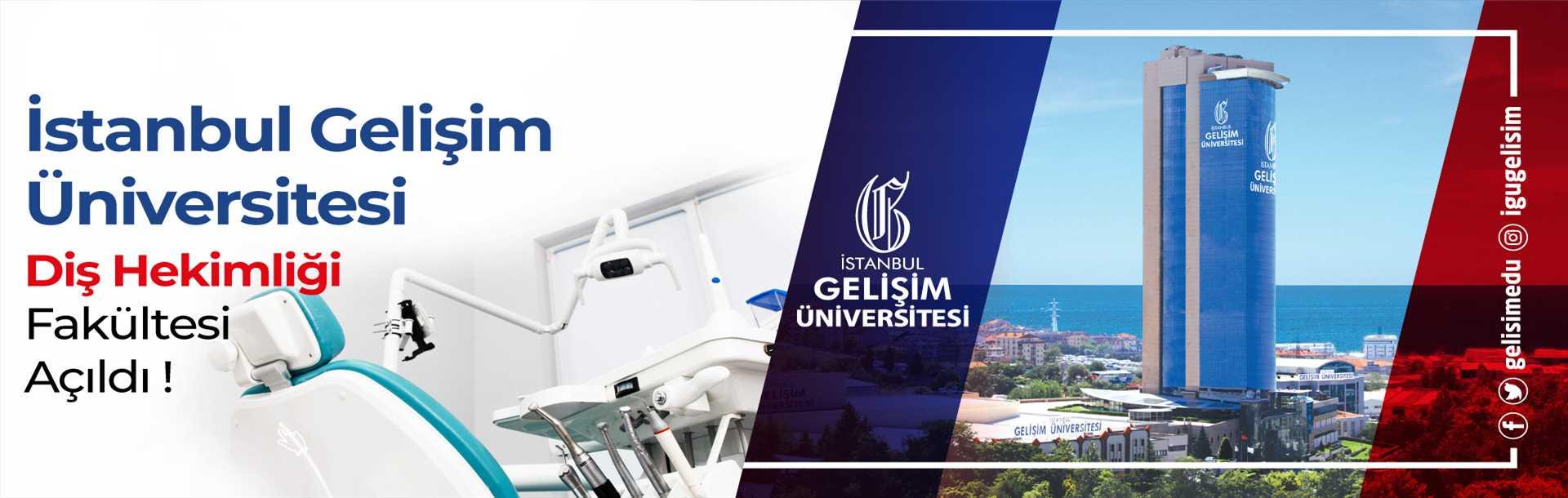 İstanbul Gelişim Üniversitesi Diş Hekimliği Fakültesi Açıldı