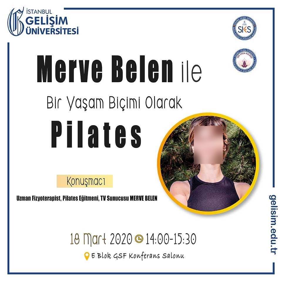Merve Belen ile Bir Yaşam Biçimi Olarak Pilates