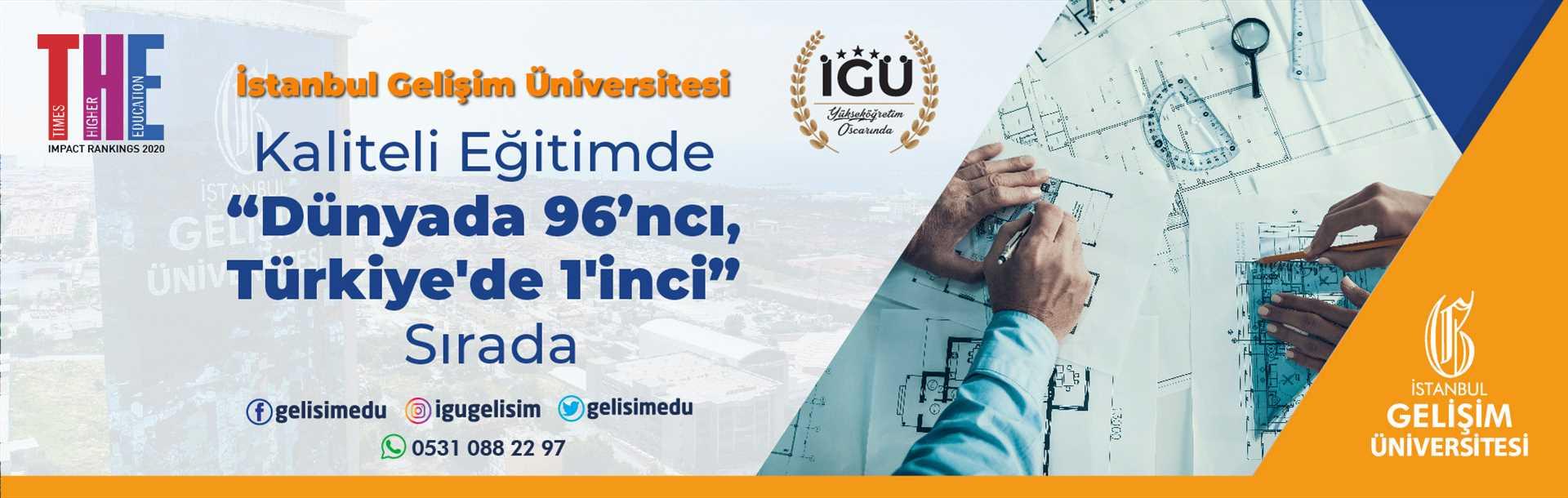 The Başarısı - MMF - İstanbul Gelişim Üniversitesi
