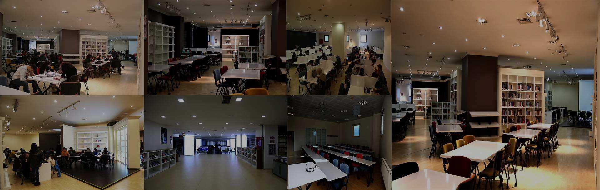İstanbul Gelişim Üniversitesi Kütüphane