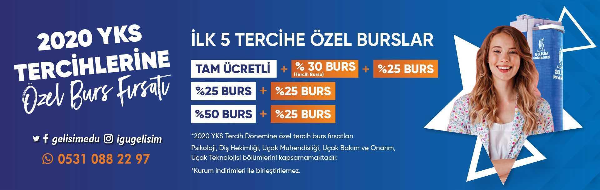 Burslar - İGÜ