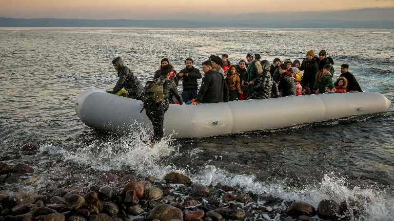 Pandemic can accelerate the intensifying of the refugee problem in the world