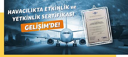Havacılıkta Etkinlik ve Yetkinlik Sertifikası Gelişim'de