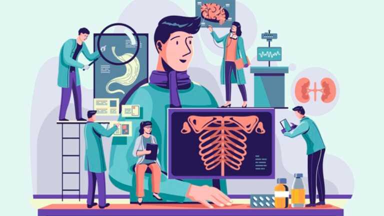 Sağlıkta Üçlü Sarmal Modeli