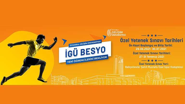2021-2022 BESYO Özel Yetenek Sınavları Hakkında