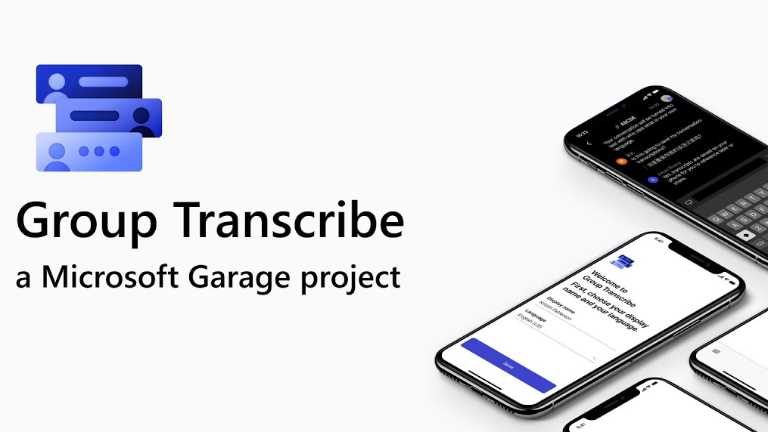 Group Transcribe