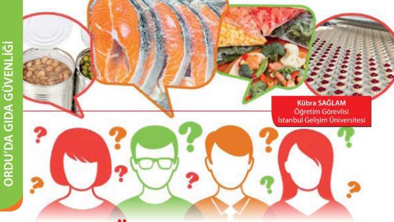 İGU- Gıda Teknolojileri Öğr. Gör. Kübra SAĞLAM