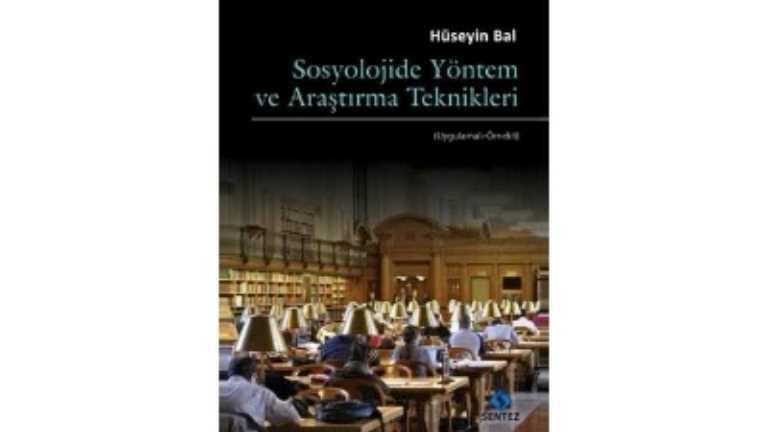 Haftanın Kitabı: Sosyolojide Yöntem ve Araştırma Teknikleri