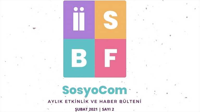 SosyoCom'un Şubat sayısı yayınlandı.