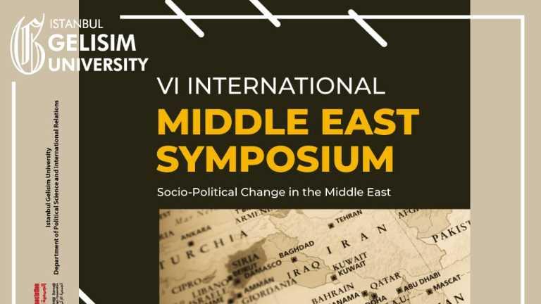 6. Uluslararası Ortadoğu Sempozyumu