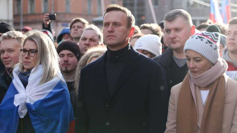 """Declaration by the High Representative on behalf of the European Union on the ruling to label Alexei Navalny's organisation and his regional offices"""""""