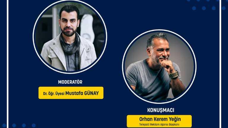 Telepati Reklam Ajansı Başkanı Kerem YEĞİN ile Söyleşi
