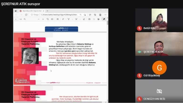 Yazarlık Platformu 3 - Haber Görseli