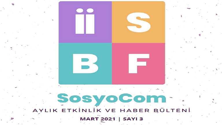 sosyocom mart sayısı yayında