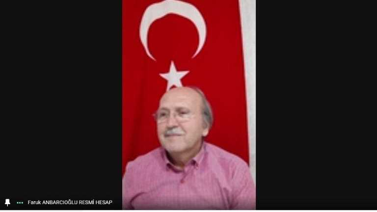 Faruk Anbarcıoğlu - Haber Görseli