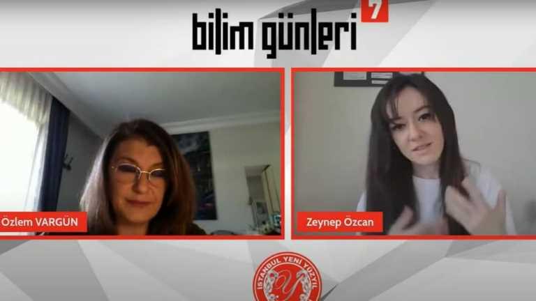 Araştırma Görevlisi Zeynep Özcan'dan Ulusal Kongrede Bildiri