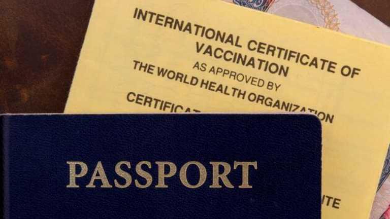 Aşı Pasaportu Uygulaması