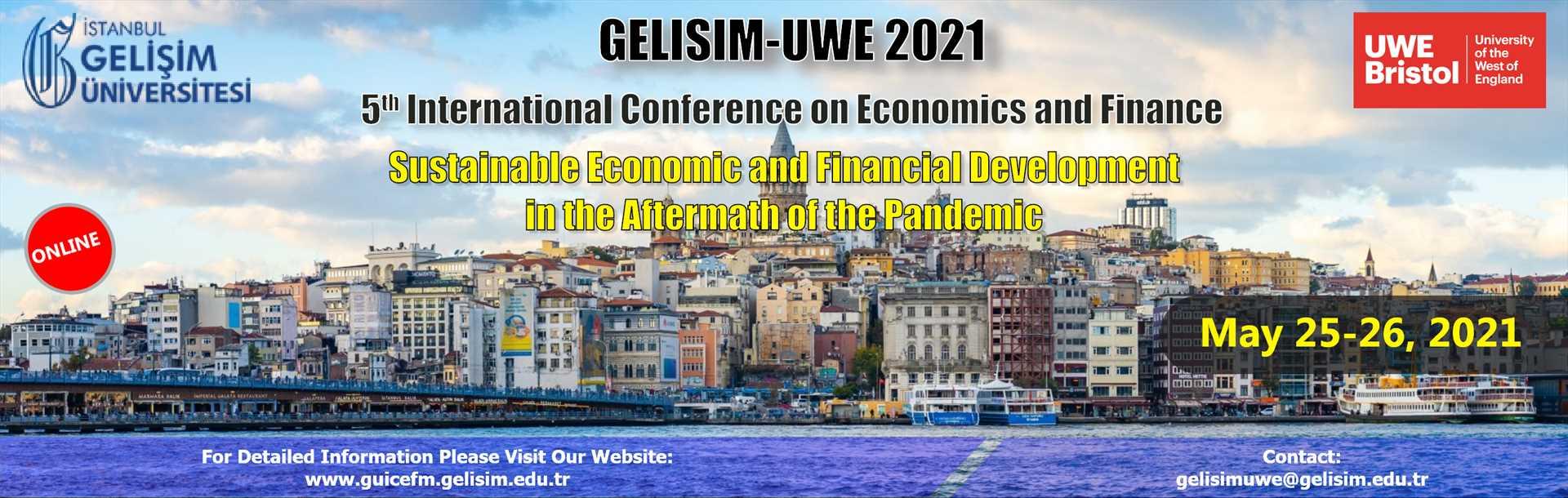GELISIM-UWE 2021