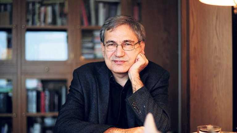 Orhan Pamuk - Haber Görseli