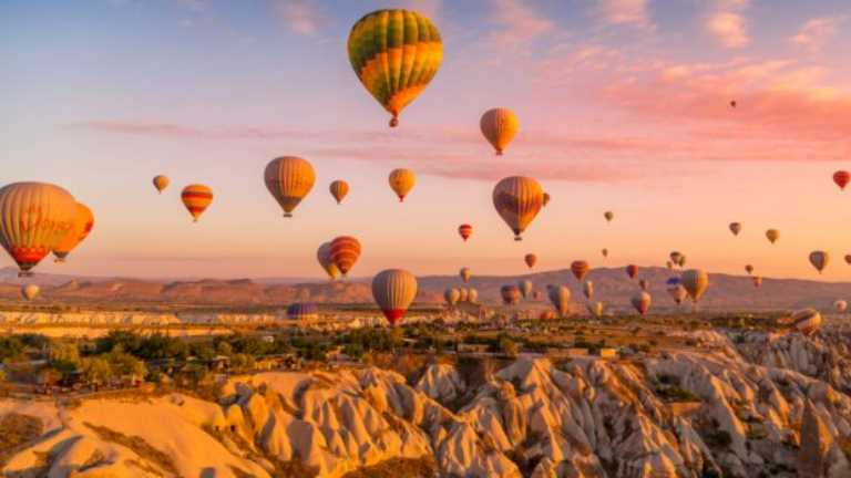 THY IS STARTING TO ORGANIZE DIRECT FLIGHTS FROM UKRAINE TO CAPPADOCIA