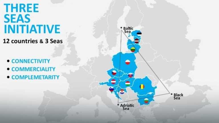 Three Seas Initiative in 2021