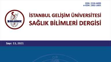 Istanbul Gelisim University Journal of Health Sciences 13th Issue