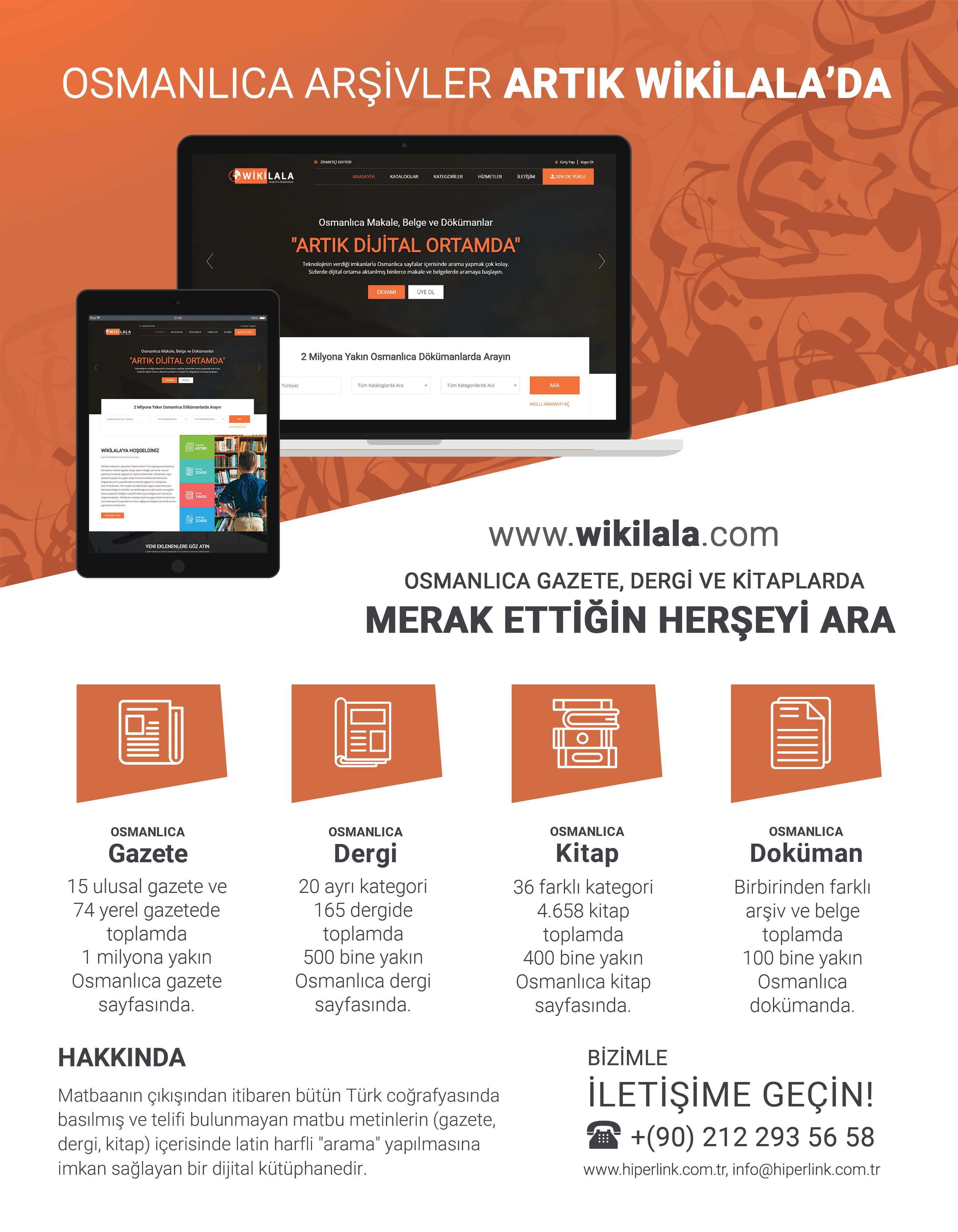 Wikilala Broşür (Türkçe)