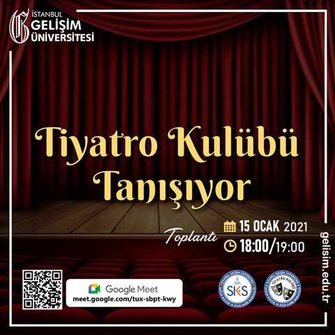 Tiyatro Kulübü Tanışıyor