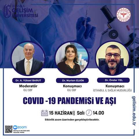 Covid-19 Pandemisi ve Aşı