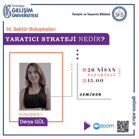Yaratıcı Strateji Nedir? - 14. Sektör Buluşmaları
