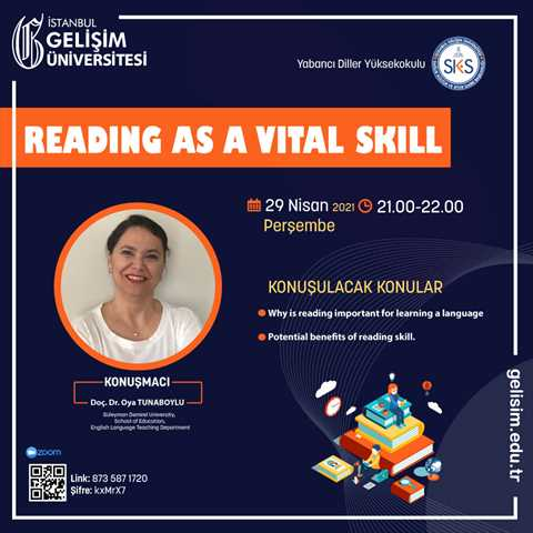 Reading as a Vital Skill