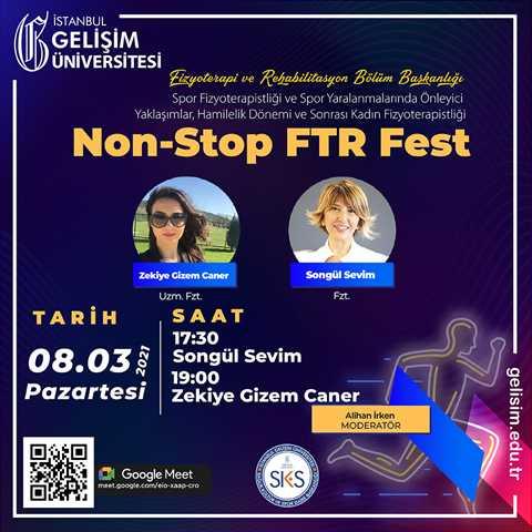 Non-Stop FTR Fest