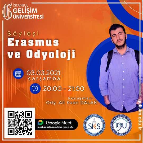 Erasmus ve Odyoloji