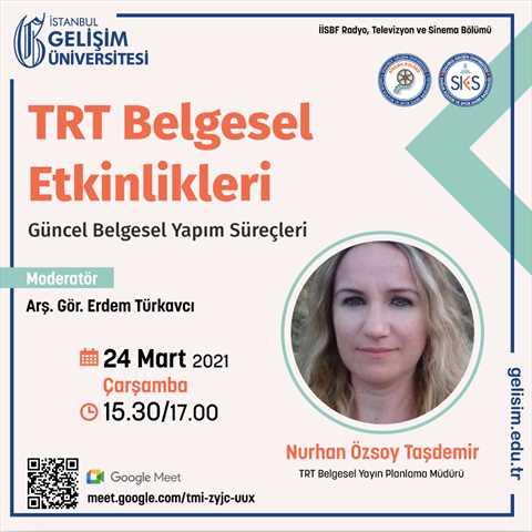 TRT Belgesel Etkinlikleri