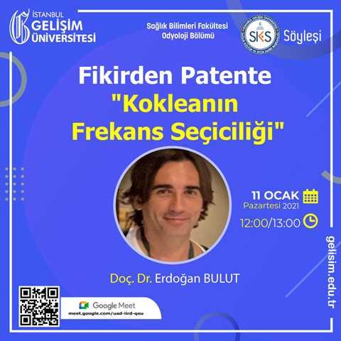 "Fikirden Patente ""Kokleanın Frekans Seçiciliği"""