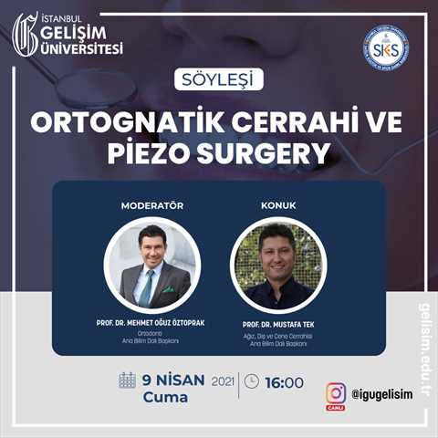 Ortognatik Cerrahi ve Piezo Surgery