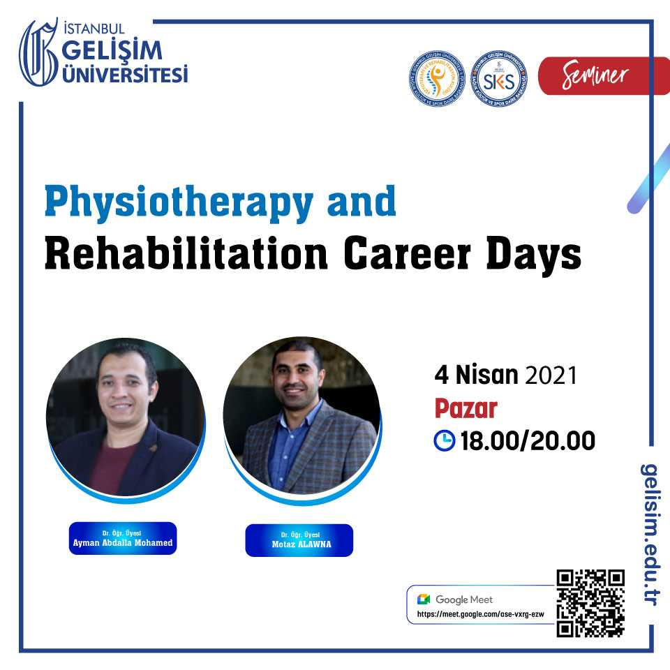 Physiotherapy and Rehabilitation Career Days