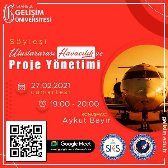 Uluslararası Havacılık ve Proje Yönetimi