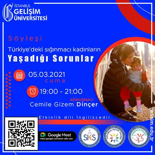 Türkiye'deki Sığınmacı Kadınların Yaşadığı Sorunlar