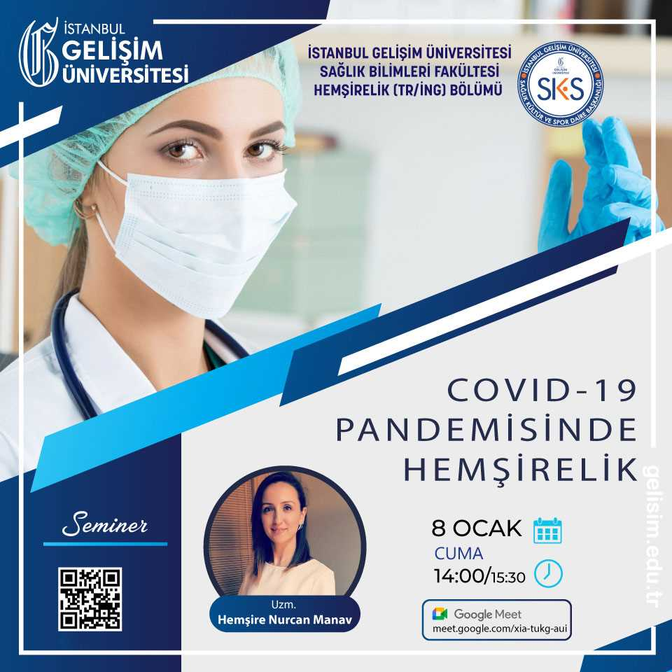 COVID-19 Pandemisinde Hemşirelik