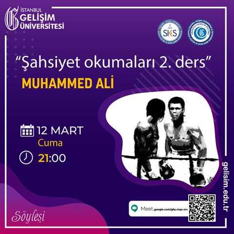 Şahsiyet Okumaları 2. Ders - Muhammed Ali